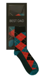 SAY IT WITH SOCKS - BEST DAD