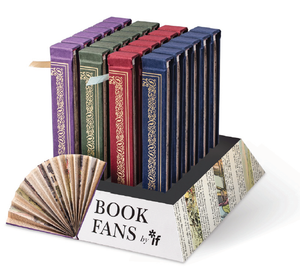 THE BOOK FAN  SET UP 24 units