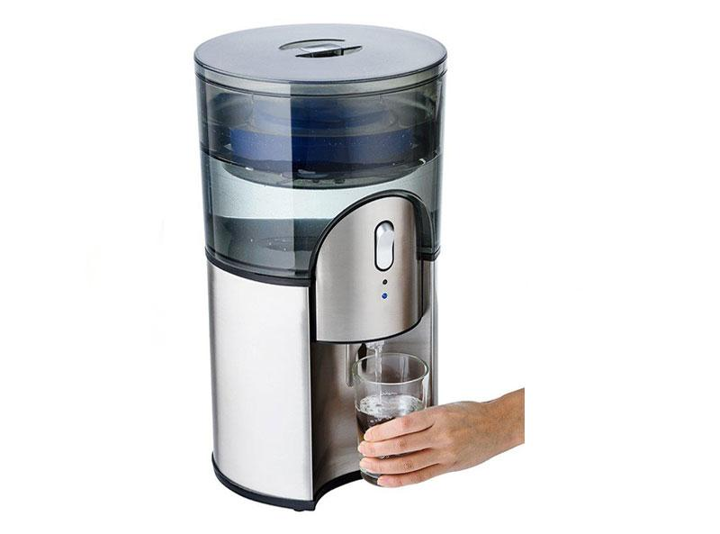 Desktop Water Cooler Stainless Steel