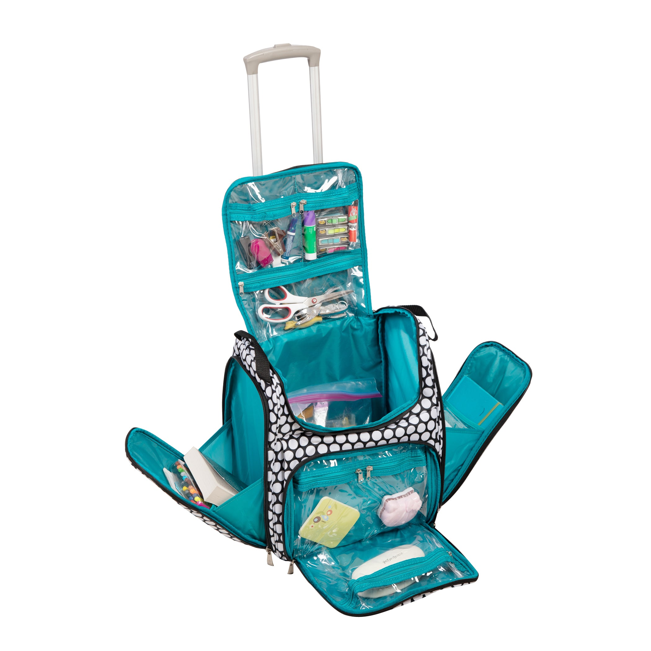 Go Craft Bag with Cart