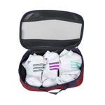 Handy Sandy BASICS 5 PIECE Organizing Packing Cube Set