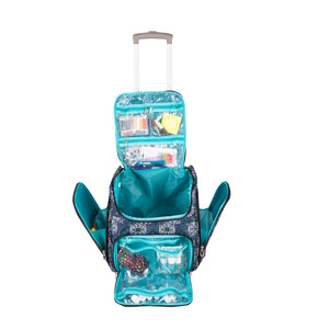 Go Craft Bag with Cart - handy | sandy