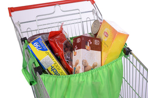Repeat Shopper Supermarket Cart Bag