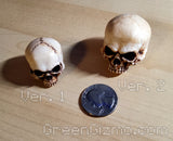 (Single Pack) Grim Skull Cymbal topper ver 2