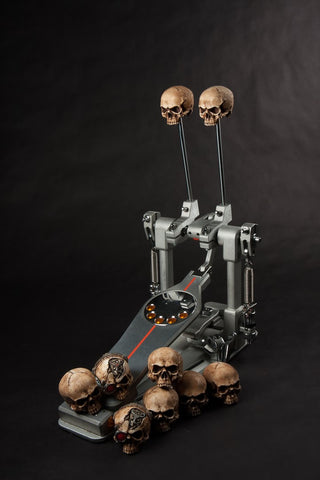 (2-Pack) Grim Skull Power Beater