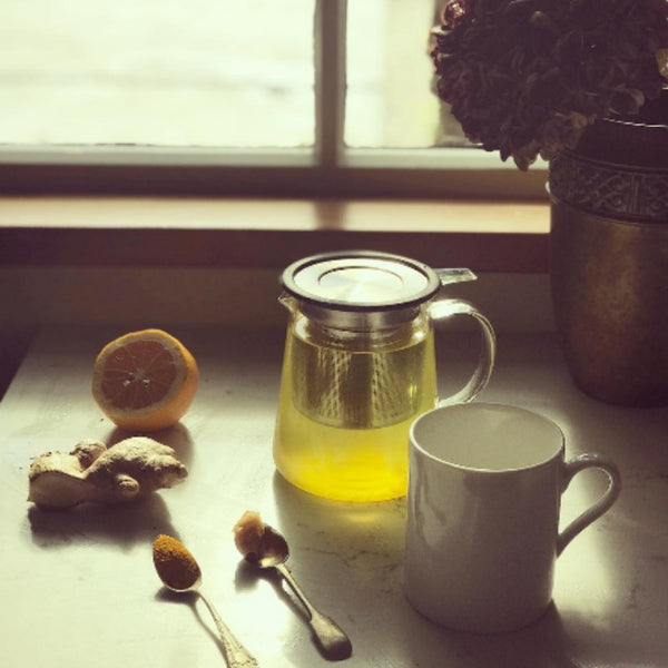 Winter Wellness Tea Recipe