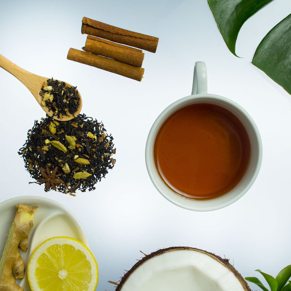 COCONUT CHAI RECIPE