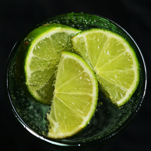 GREEN TEA LIME AND COCONUT SPARKLING ICED TEA RECIPE