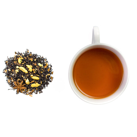 Chai Masala and Caramel & Vanilla tea twin-pack