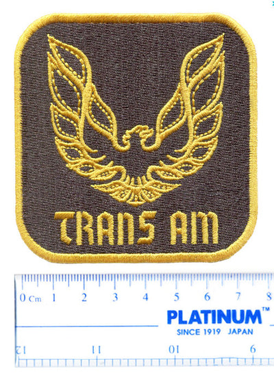 Vintage Retro Style Trans Am Patch - FirebirdFanBase.com