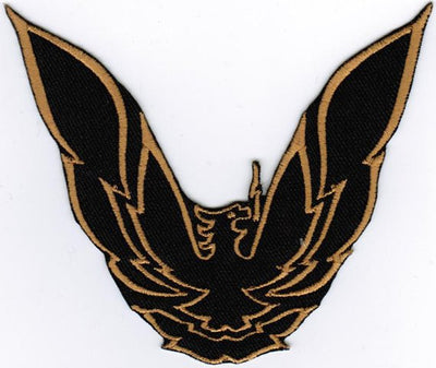 Pontiac 3rd Firebird #TB #FR Trans Am Automobile Car Racing Embroidered Patch - FirebirdFanBase.com