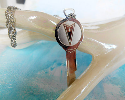 Pontiac Key Necklace Vintage - FirebirdFanBase.com