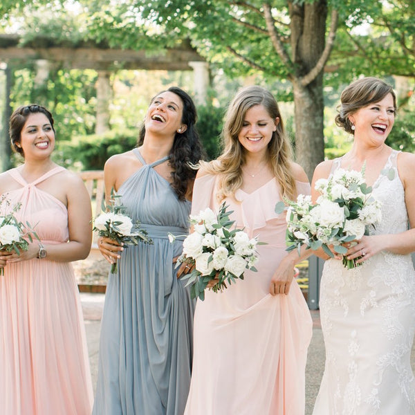 8fd0337ea61 ... Real Weddings All Things Birdy · Mix And Match Perfection