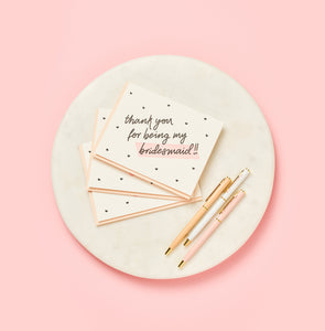 bridesmaid gifts, etc