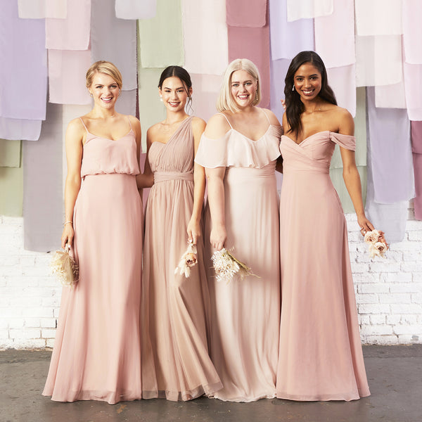every bridesmaid dress is $99