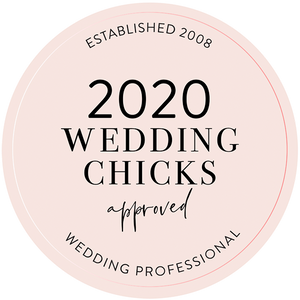As Seen on Wedding Chicks