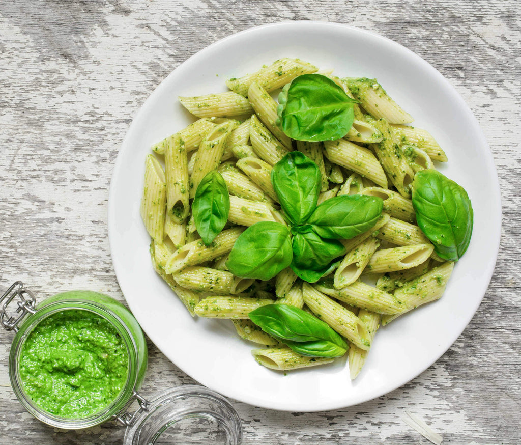[Frozen] Chicken & Basil Pesto Penne