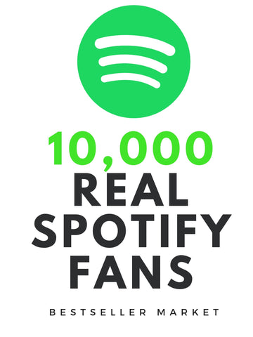 Promote your music up to 10,000+ fans and 10,000+ Monthly listeners