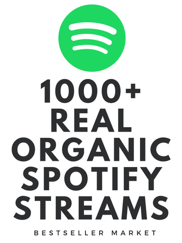 We Will Promote Your Music Up To 1000+ Real Listeners/Streams On Spotify