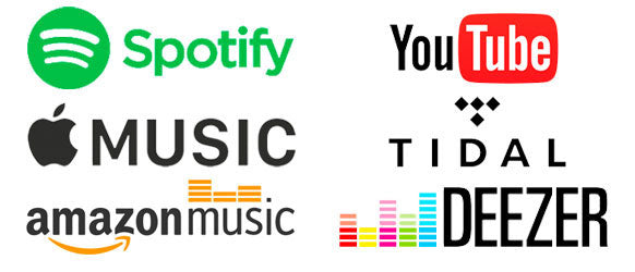 1000+ Spotify, Apple Music , Deezer , Tidal, Amazon Music And Youtube Big Playlist Curators Email List | Updated August 2019