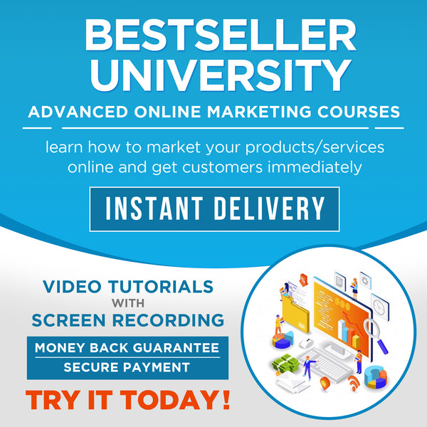 Online Marketing Tutorials - learn how to market your products/services online and get customers immediately