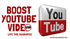 Youtube video rank booster - Bestseller Market