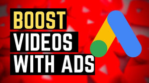 30+ DAYS GOOGLE ADS ADVANCED Y-BOOST | PROFESSIONAL VIDEO PROMOTION TO RANK HIGHER AND INCREASE YOUR VIDEO POPULARITY FROM GOOGLE ADS | ZERO BOTS