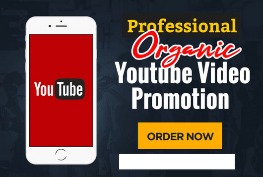 Professional organic top youtube video promotion | 100% success rate