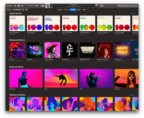 Apple Music Editorial Playlist Curators Email List | Updated August 2019