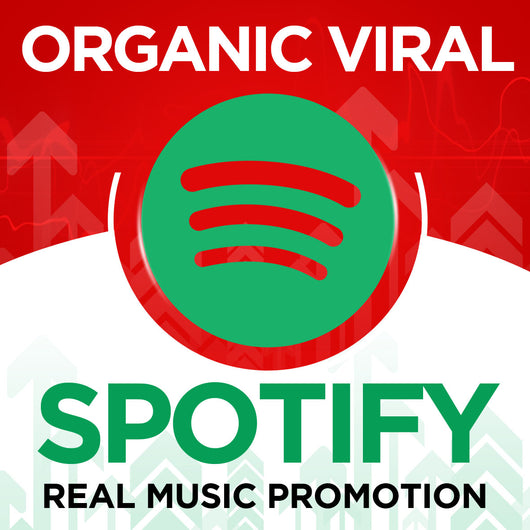 Organic & viral promotion to make your music famous