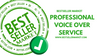 Professional Voice Over (Any Age, Accent Or Language)
