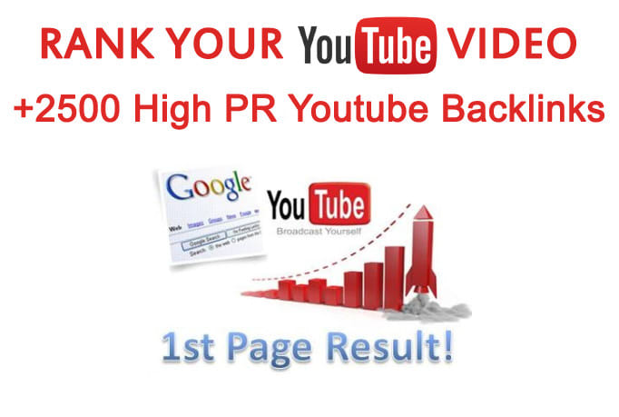 promote youtube video in 9000 high authority platforms + free indexing for visibility