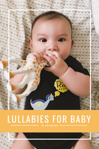 Lullabies for Baby in Spanish
