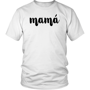 Mamá Unisex Classic T-shirt (Up to 4XL)