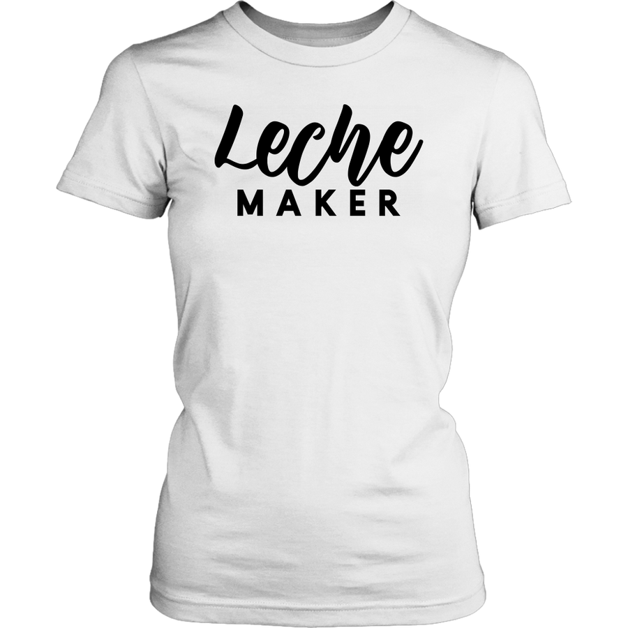 Leche Maker Adult Women's Shirt