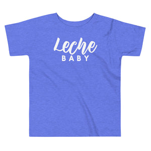 Leche Baby Toddler Short Sleeve Tee