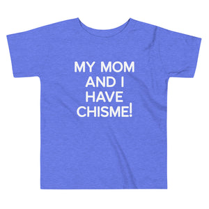 Chisme Toddler Short Sleeve Tee