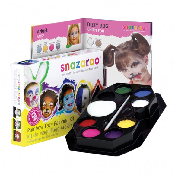 FACE PAINTING KITS MINI