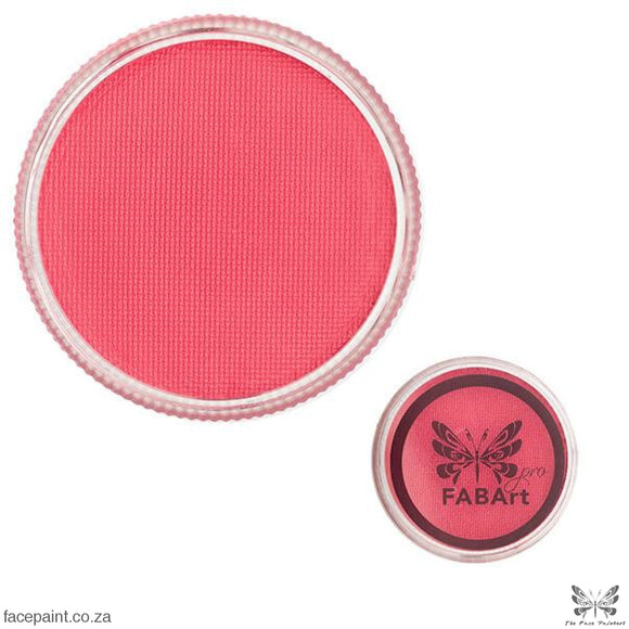 FABArt Pro Face Paint Matte Pretty Pink