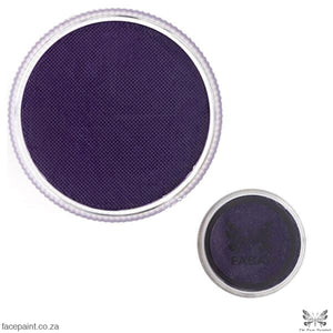 FABArt Pro Face Paint Matte Royal Purple