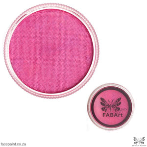 FABArt Pro Face Paint Shimmer Pink