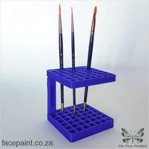 Flat Pack Brush Stand Accessory