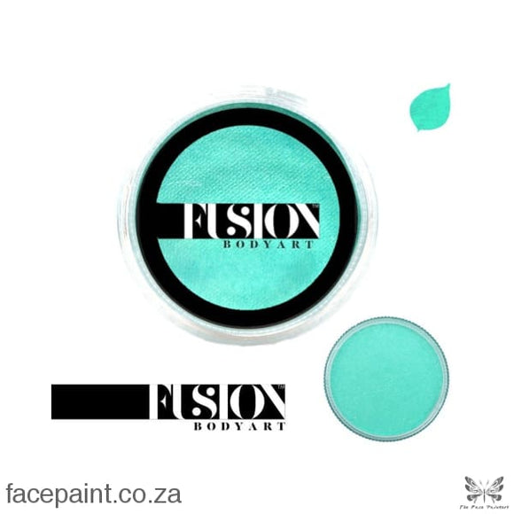 Fusion Face Paint Pearl Ocean Mist Paints