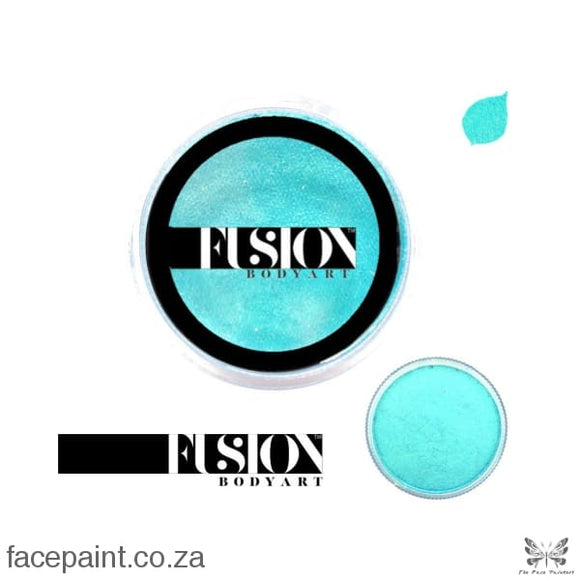 Fusion Face Paint Pearl Peacock Magic Paints