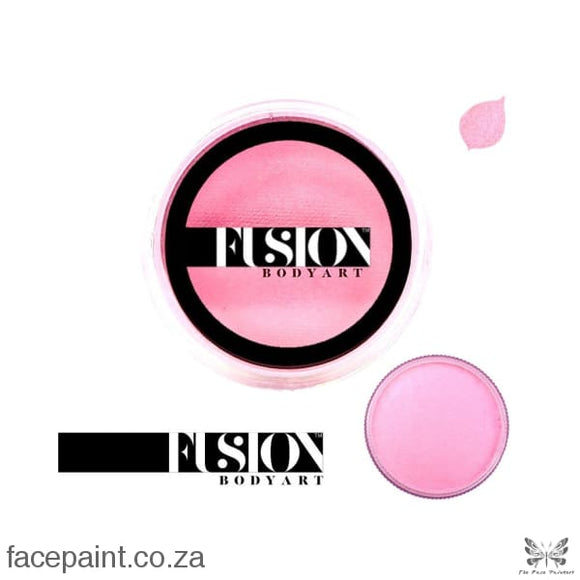 Fusion Face Paint Pearl Princess Pink Paints
