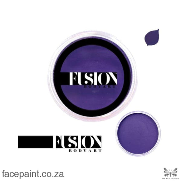 Fusion Face Paint Prime Deep Purple Paints