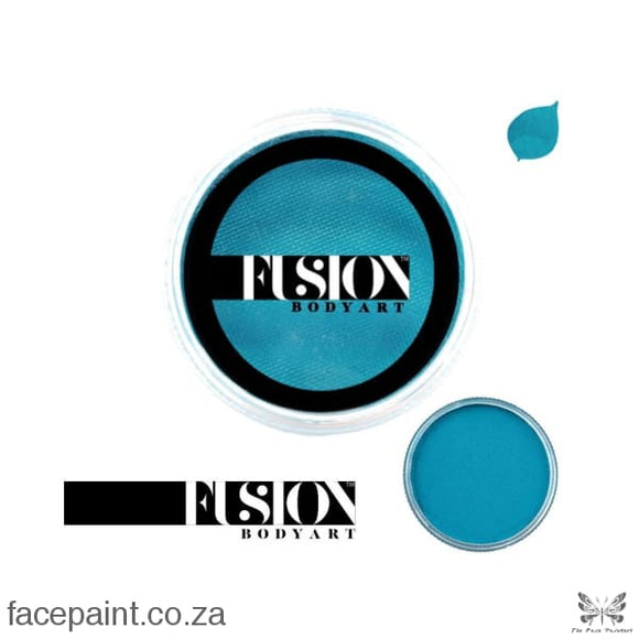 Fusion Face Paint Prime Deep Teal Paints