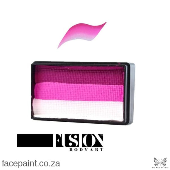 Fusion Face Paint Split Cake Rose Princess Paints