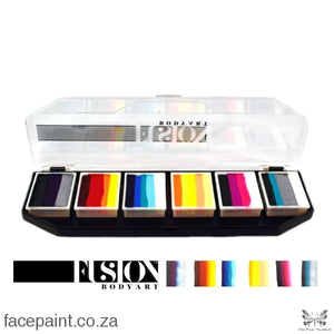 Fusion Spectrum Palette Fx Hero Power By Onalee Rivera Special