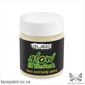 Global Face Paint Liquid Glow In The Dark Sfx Special Effects